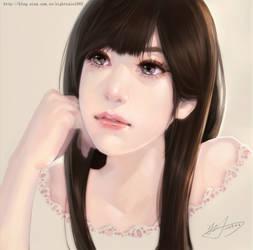 girl by Yu-Han