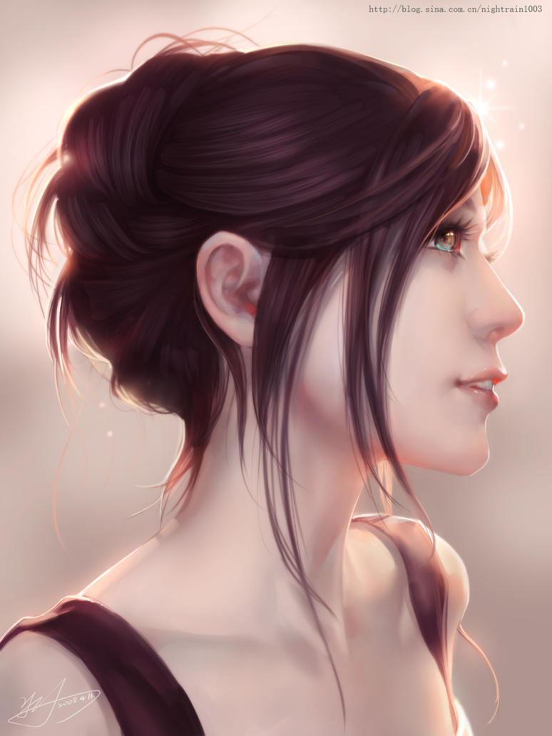 Girl 4 by Yu-Han