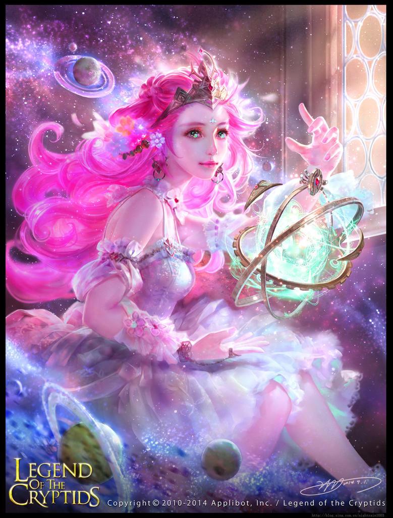 Queen by Yu-Han