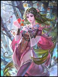Foliage Dancer