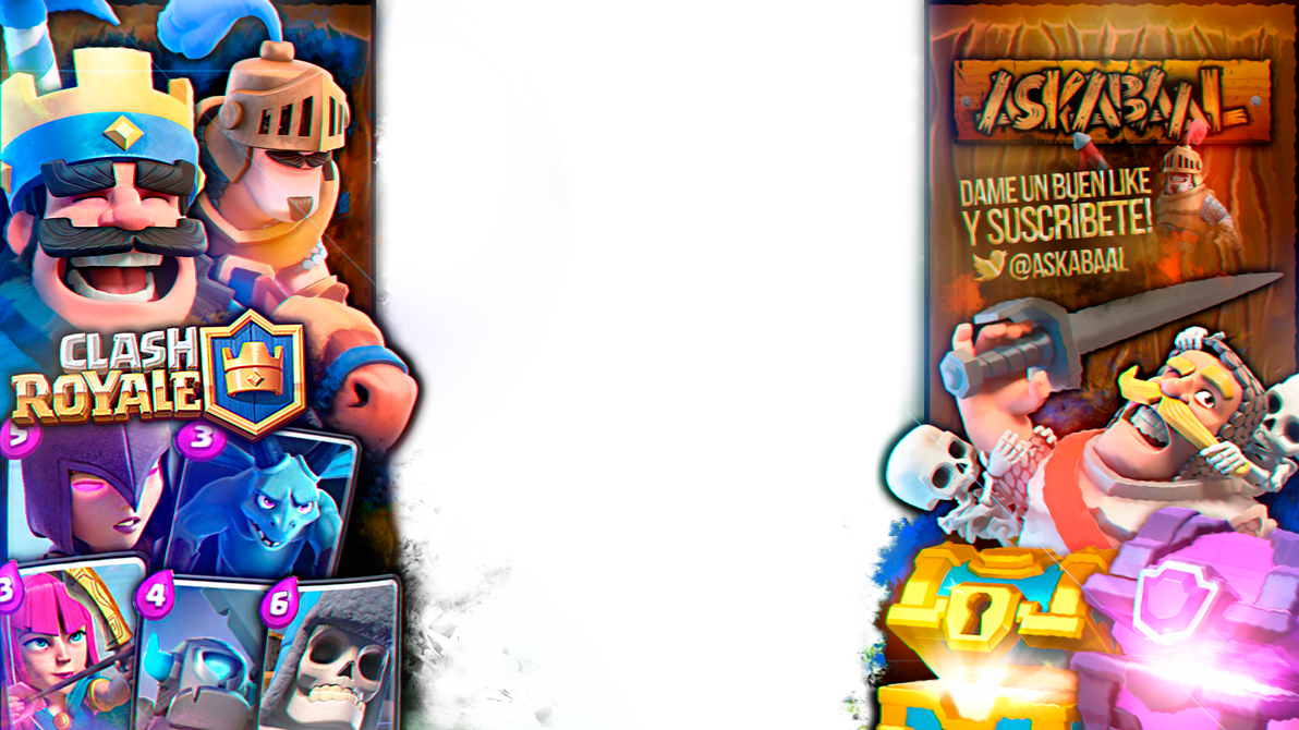 Overlay Clash Royale ASKABAAL v2 by FlopperDesigns on ...