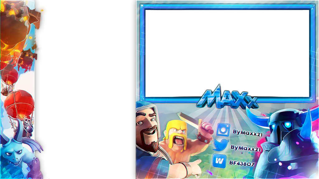 Clash Royale Overlay for ByMaxx by FlopperDesigns on ...