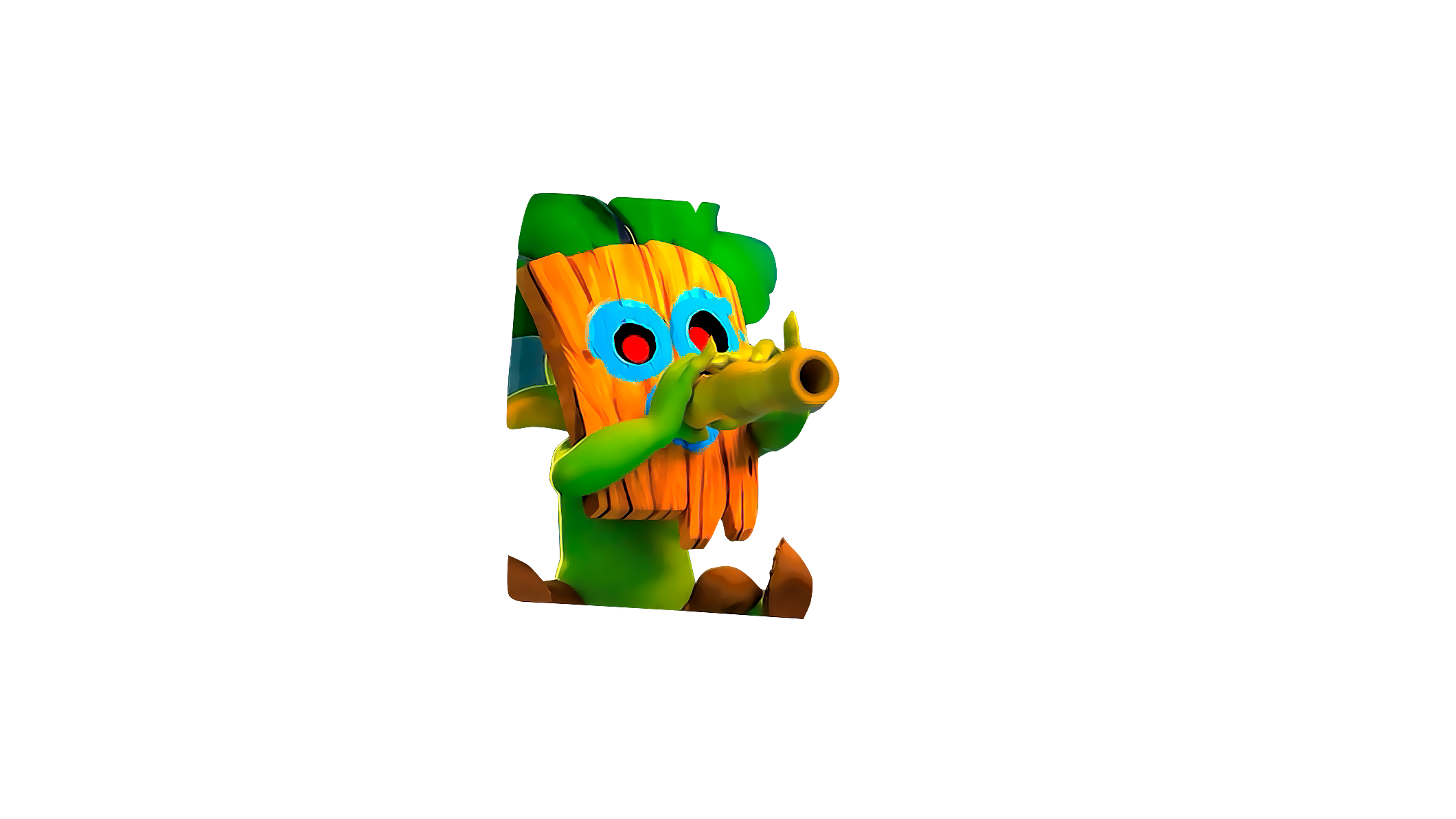 how to draw dart goblin clash royale