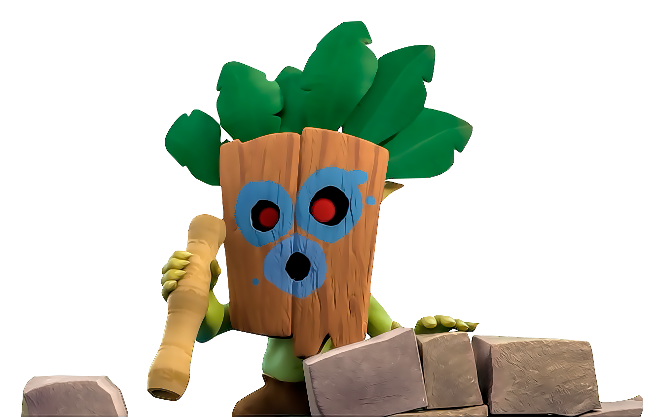Top Clash Royale Dart Goblin PNG 2 by FlopperDesigns on DeviantArt BS53