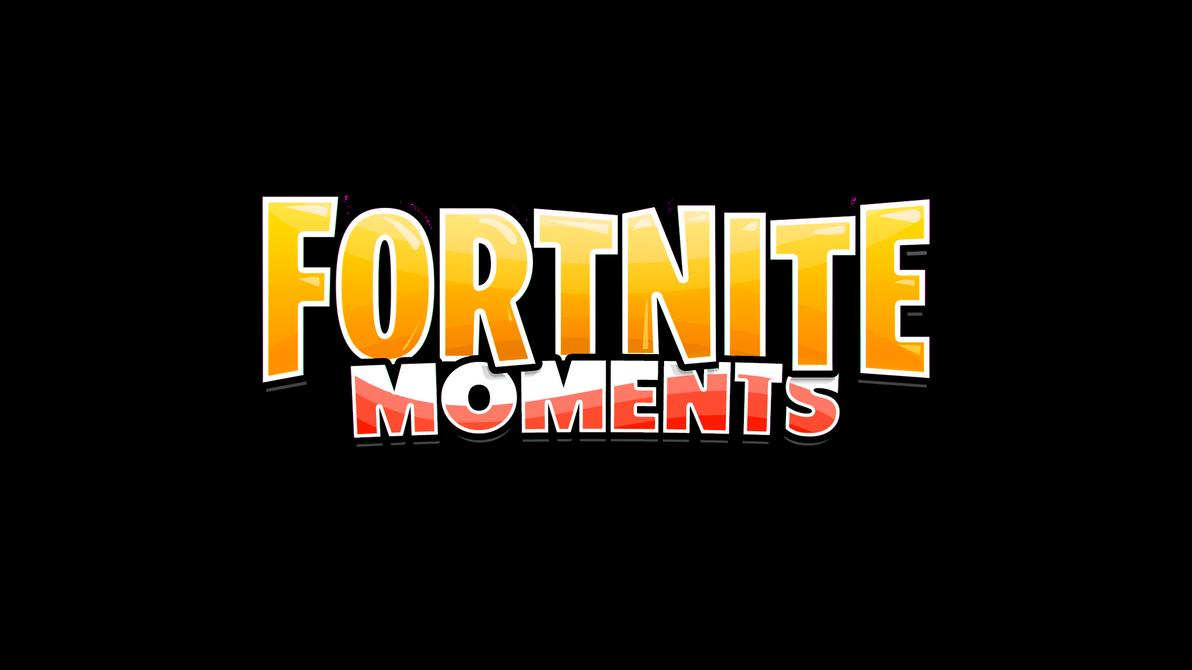 fortnite moments watermark by flopperdesigns - fortnite moments logo
