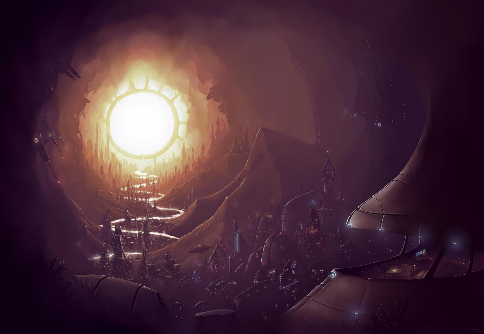 solstace by liquidminduk