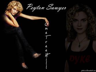 Peyton Sawyer - One Tree Hill by petrova