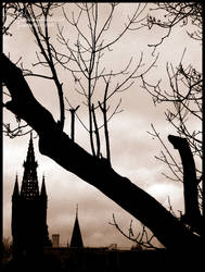 Glasgow Cathedral by petrova