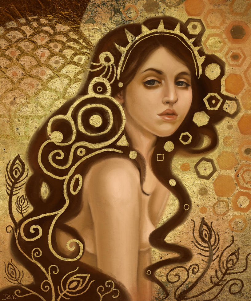 Klimt by Jelly-716