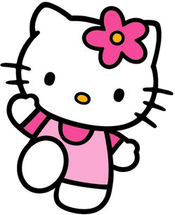 Hello Kitty Pink PNG by MFSyRCM