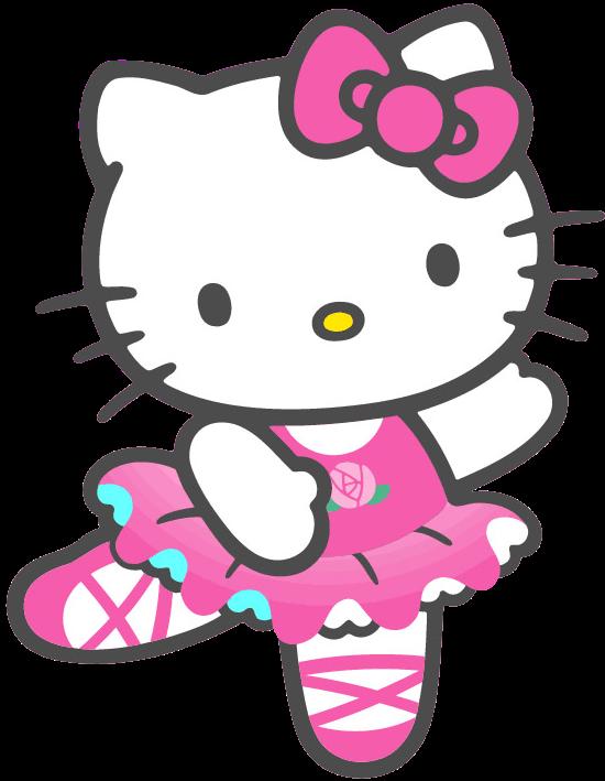 Hello kitty png ballet by mfsyrcm on deviantart - Ballerine hello kitty ...