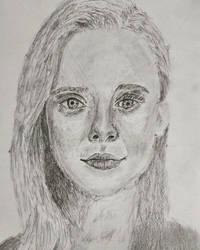 Elizabeth Olsen sketch