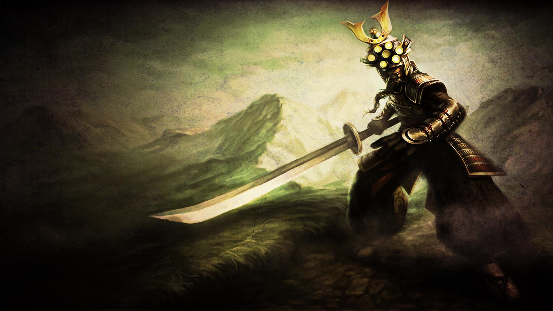 League Of Legends Master Yi Wallpaper By Soinnes On Deviantart