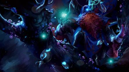 League of Legends - Bard Wallpaper