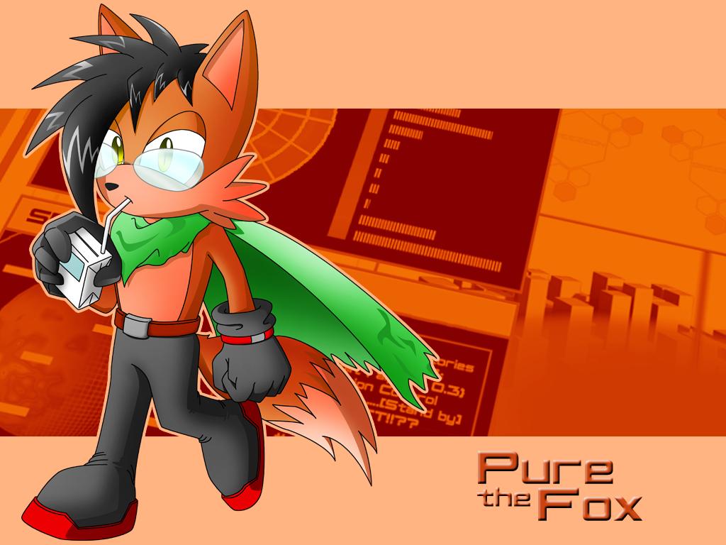 pure the fox by McKimson