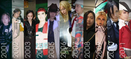 2001-2011 a decade of cosplay