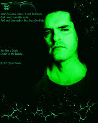 In memory of Peter Steele
