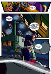 The Misadventures of Peacock and Leduc pg. 3