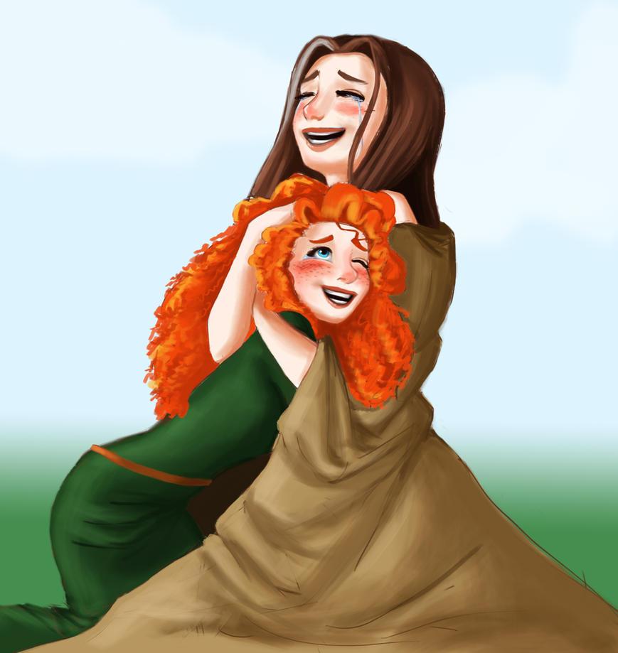 Brave: Overjoyed by ReSpekt88