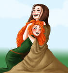 Brave: Overjoyed