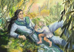 Ecthelion and Earendil