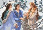 Turgon, Fingon, Maedhros