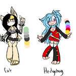 Sonic Adoptables CLOSED