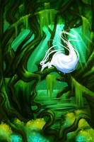 Magical forest -- I saw it by bulciks