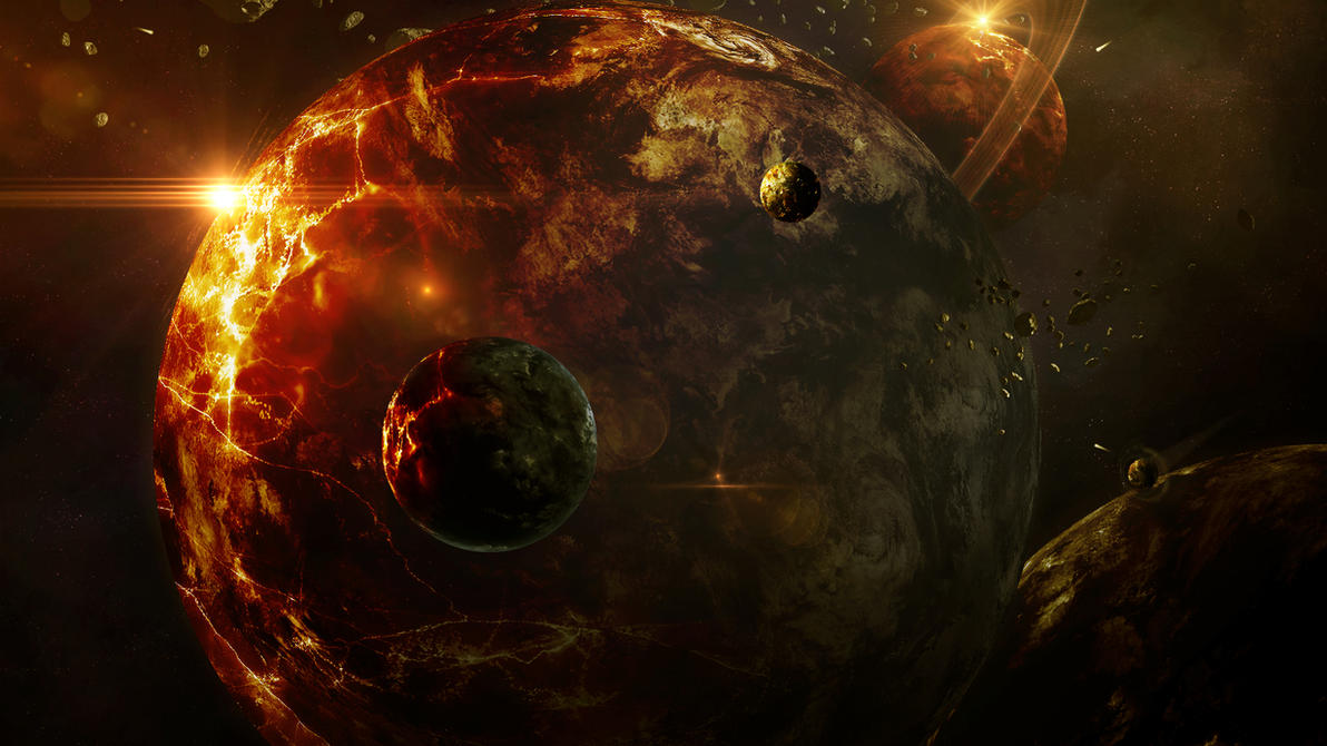 Pillars of creation by roald92 on deviantart - Pillars of creation wallpaper ...