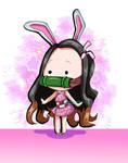 Nezuko Bunny - chan :3