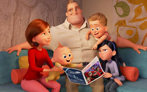 Big happy Super family by kade32