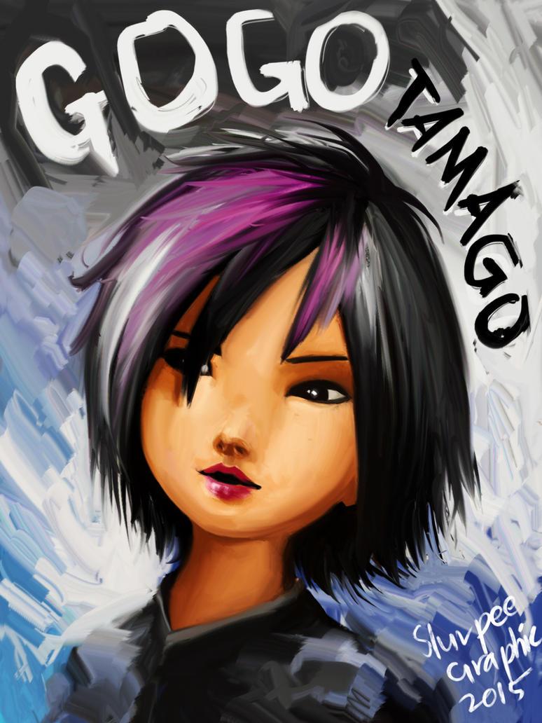 Gogo Tomago by slurpeegraphic