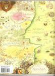 Map of Narnia.