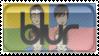 Blur Stamp by DaftRyosuke