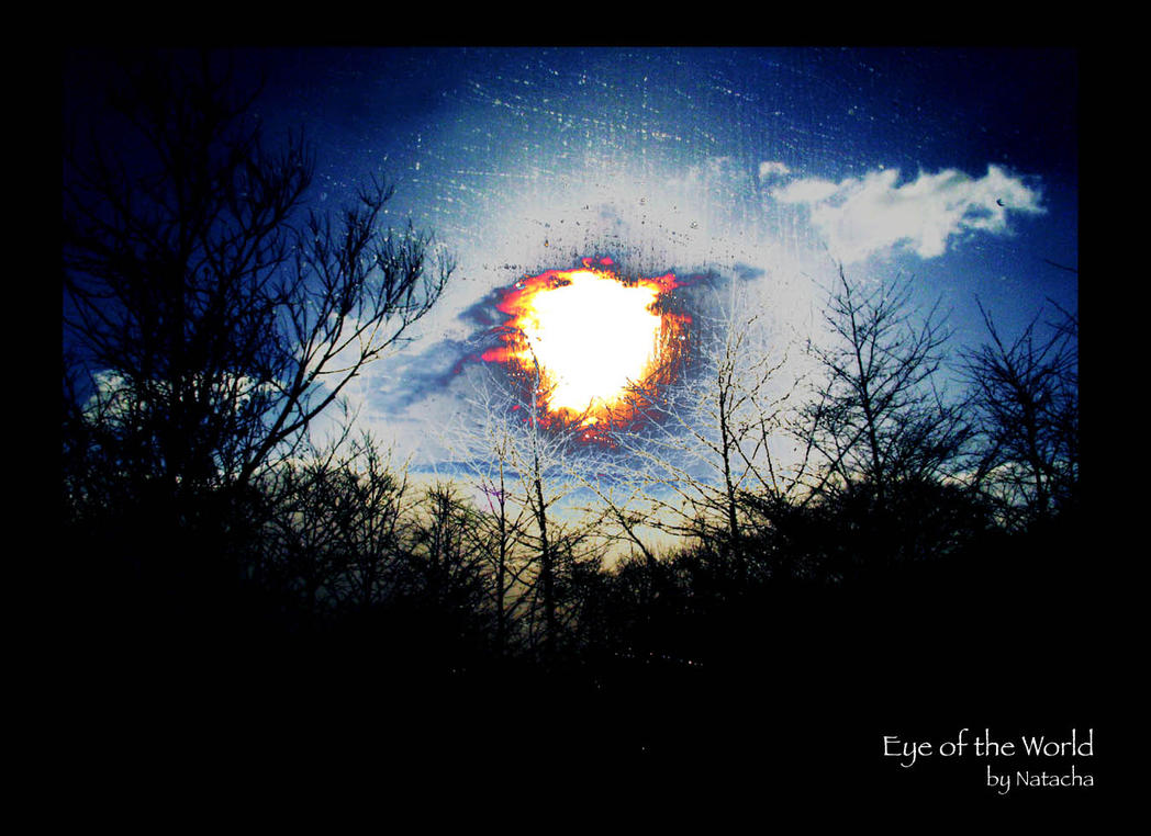 eye of the world by LilJaguar