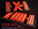 Business Card for Creative Coder