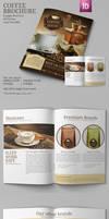 Coffee Brochure Design A4