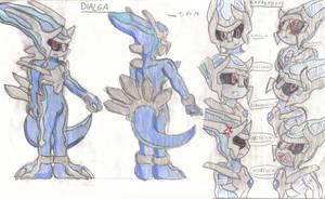 Dialga The Dialga by JCMX