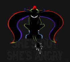 SBG - Pissed Goddess