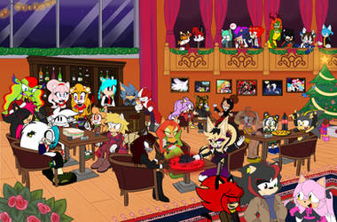 New Year Party Collab