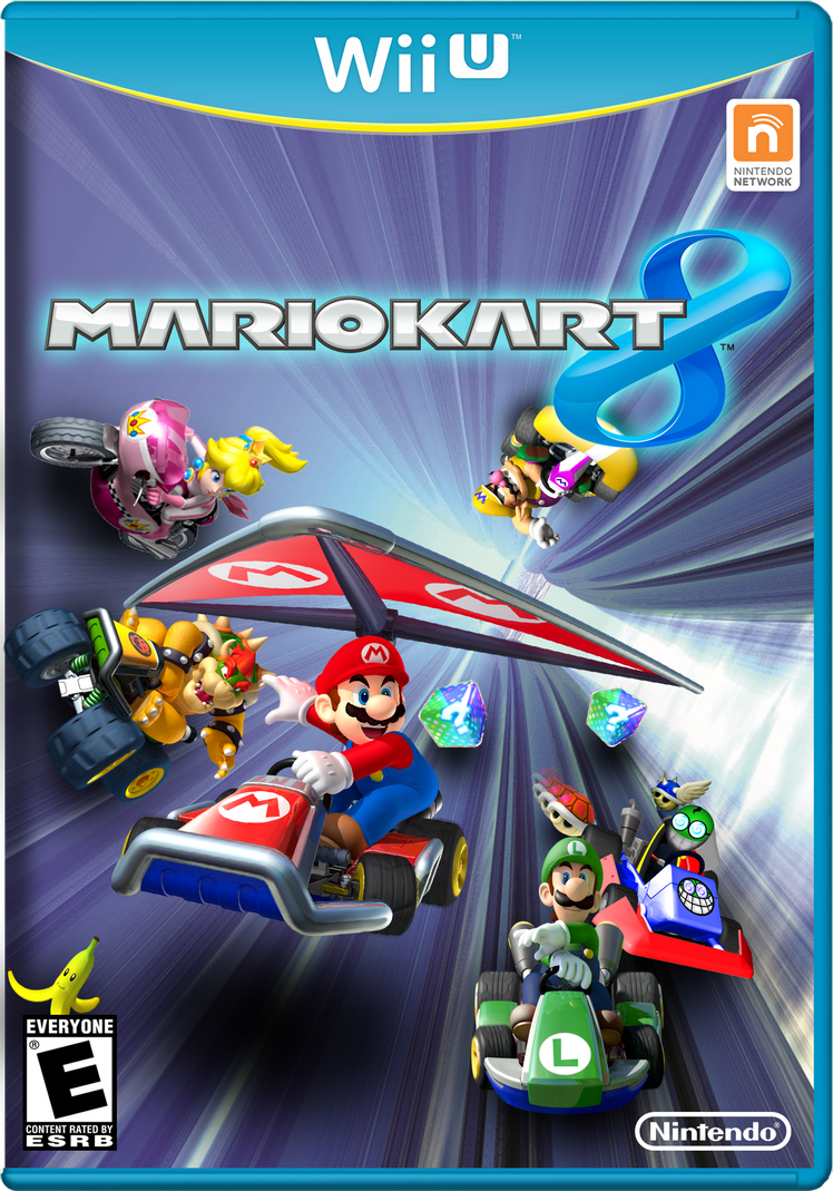 mario kart 8 by fawfulthegreat64 on deviantart. Black Bedroom Furniture Sets. Home Design Ideas