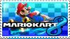 Mario Kart 8 Stamp by Fawfulthegreat64