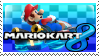 Mario Kart 8 Stamp by Fawfulthegreat64
