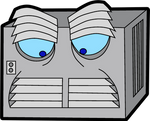 The Brave Little Toaster- Air Conditioner