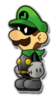 Mr. L, Green Thunder by Fawfulthegreat64