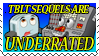 Brave Little Toaster sequels are Underrated stamp by Fawfulthegreat64
