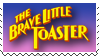 The Brave Little Toaster Stamp by Fawfulthegreat64