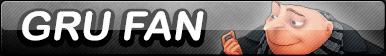 Gru Fan Button by Fawfulthegreat64