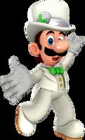 Luigi (Wedding Tux)
