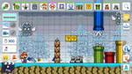 Super Mario Maker 2: Paper Mario Theme Concept